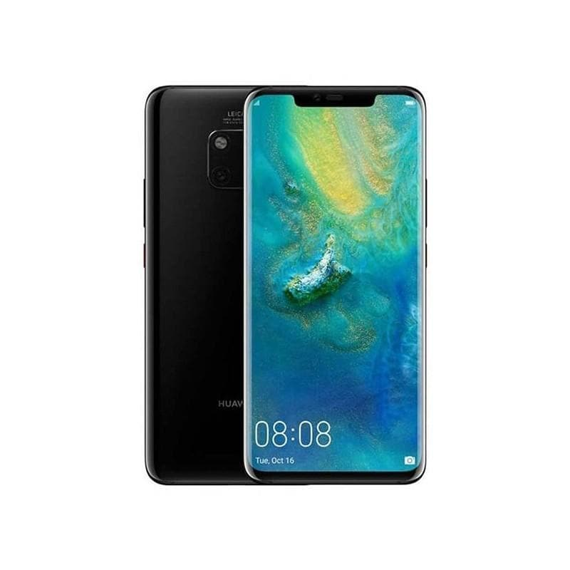 Huawei, Mate 20 Pro, 6.39″ OLED display, Octa core, 6GB Ram, 128GB Memory, Triple 40MP Rear Cam, 24MP Selphie Cam