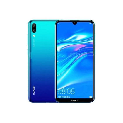 Huawei, Y7 2019, 6.26″ IPS LCD display, Octa core, 3GB Ram, 64GB Memory, 16MP Rear Cam, Dual 13MP + 2MP Selphie Cam
