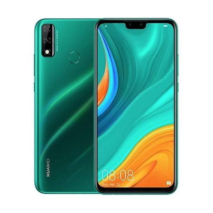 Huawei Mobile Phone Emerald Green / Brand New / 1 Year Huawei Nova Y8s, 4GB/64GB, 6.5″ IPS LCD Display, Octa core, Dual Rear Cam 48MP + 2MP, Dual Selphie Cam 8MP + 2MP
