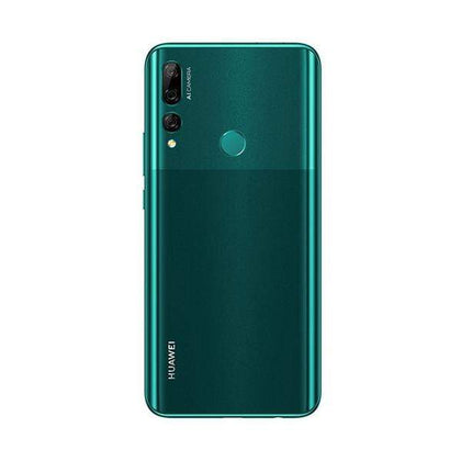 Huawei Mobile Phone Emerald Green Huawei Y9 Prime, 4GB/64GB, 6.59″ IPS LCD display, Octa core, Triple 16MP Rear Cam, Popup 16MP Selphie Cam