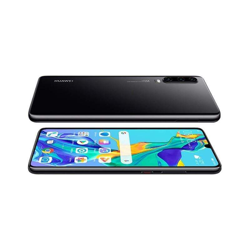 Huawei, P30, 6.1″ OLED display, Octa core, 8GB Ram, 128GB Memory, Triple 40MP Rear Cam, 32MP Selphie Cam