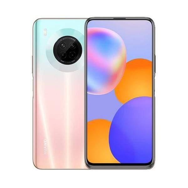Huawei Mobile Phone Sakura Pink / Brand New / 1 Year Huawei Y9a, 8GB/128GB, 6.63″ IPS Display, Octa core, Rear Cam Quad 64MP + 8MP + 2MP + 2MP + Quad-LED Flash, Selphie Cam Motorized pop-up 16 MP, Fingerprint (side-mounted)
