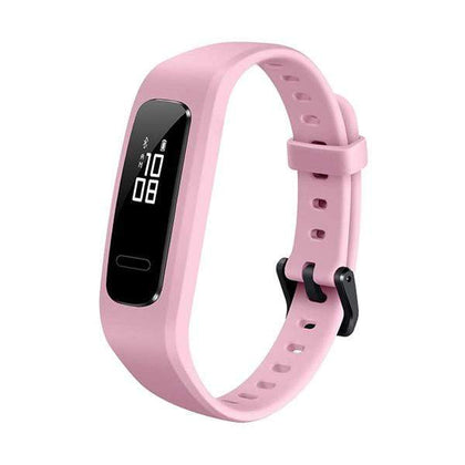 Huawei Smartwatch, Smart Band & Activity Trackers Pink / Brand New / 1 Year HUAWEI Band 3e Smart Fitness Activity Tracker, Dual Wrist & Footwear Mode, 5ATM Water Resistance for Swim, Professional Running Guidance