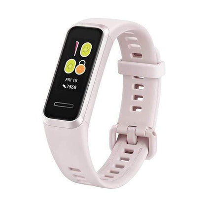 Huawei Smartwatch, Smart Band & Activity Trackers Pink / Brand New / 1 Year HUAWEI Band 4 Smart Band, Fitness Activities Tracker with 0.96