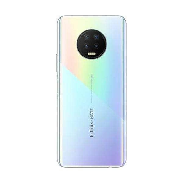 Infinix Mobile Phone Bolivia Blue / Brand New / 1 Year Infinix Note 7, 6GB/128GB, 6.95 Inch IPS LCD Screen, Octa core CPU, Rear Cam Quad 48MP + 2MP + 2MP + 2MP + Quad LED Flash, Selfie Cam 16MP, Fingerprint (side-mounted) + Free Jelly Case + Protective Film