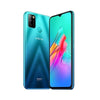 Infinix Mobile Phone Cyan Infinix Smart 5, 2GB/32GB, 6.6 Inch IPS LCD Screen, Quad core CPU, Dual Rear Cam 8MP + 2MP, Selfie Cam 8MP, Fingerprint (rear-mounted) + Free Jelly Case + Protective Film