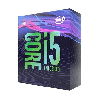 Intel Core i5-9600K Coffee Lake 6-Core 3.7 GHz (4.6 GHz Turbo) LGA 1151 (300 Series) 95W BX80684I59600K 9MB Desktop Processor Intel UHD Graphics 630