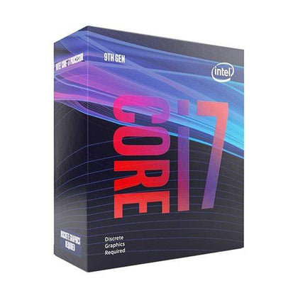 Intel Core i7-9700F Desktop Processor 8 Core Up to 4.7 GHz Without Processor Graphics LGA1151 300 Series 65W (BX80684I79700F) 12MB
