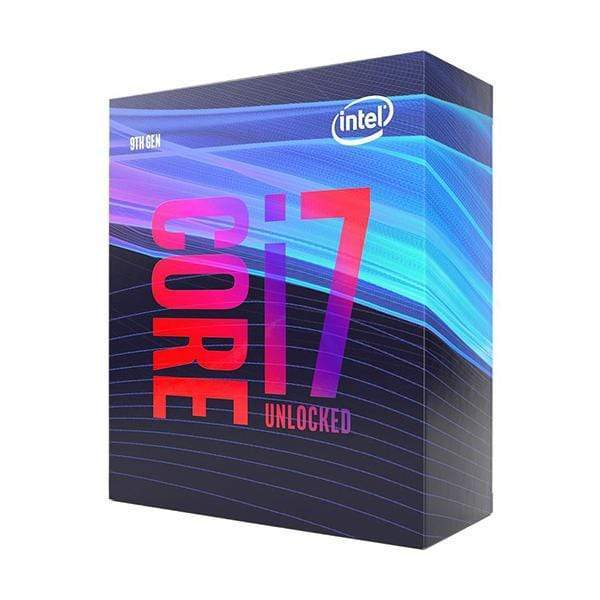 Intel Core i7-9700K Coffee Lake 8-Core 3.6 GHz (4.9 GHz Turbo) LGA 1151 (300 Series) 95W BX80684I79700K 12MB Desktop Processor Intel UHD Graphics 630