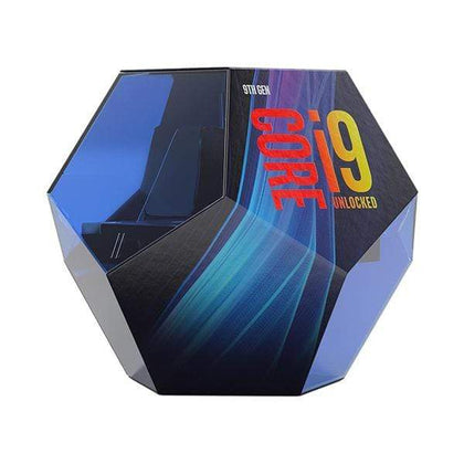 Intel Core i9-9900K Coffee Lake 8-Core, 16-Thread, 3.6 GHz (5.0 GHz Turbo) LGA 1151 (300 Series) 95W BX80684I99900K 16MB Desktop Processor Intel UHD Graphics 630