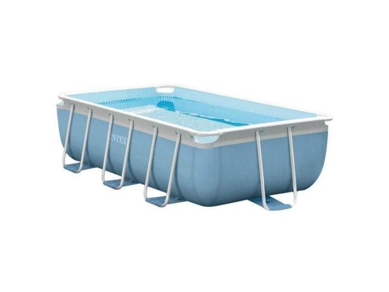 (INTEX)(Agp)Prism Frame Rectangular Pool Set 3.00x1.75x0.80m S18