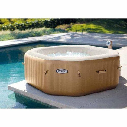 (INTEX)PURESPA BUBBLE SPA SET 2.01*0.71m Octagon S17