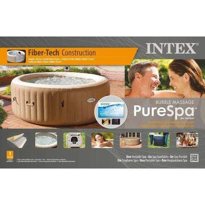 (INTEX)PURESPA BUBBLE THERAPY SET 191*71cm Round S18
