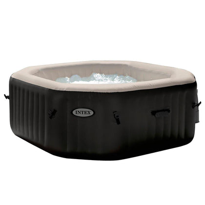 Intex Summer & Water Activity (INTEX)PURESPA JET AND BUBBLE DELUXE SET 2.01*0.71m Octagon S16