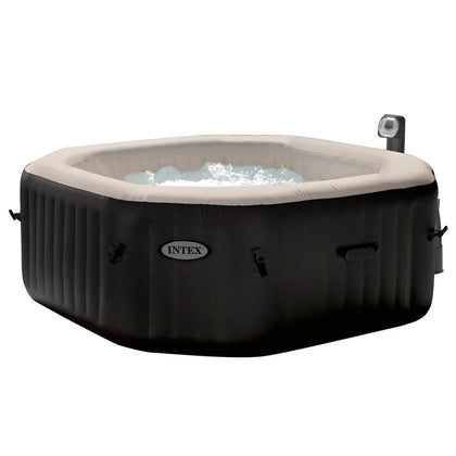 Intex Summer & Water Activity (INTEX)PURESPA JET AND BUBBLE DELUXE SET 2.18*0.71m Octagon s17