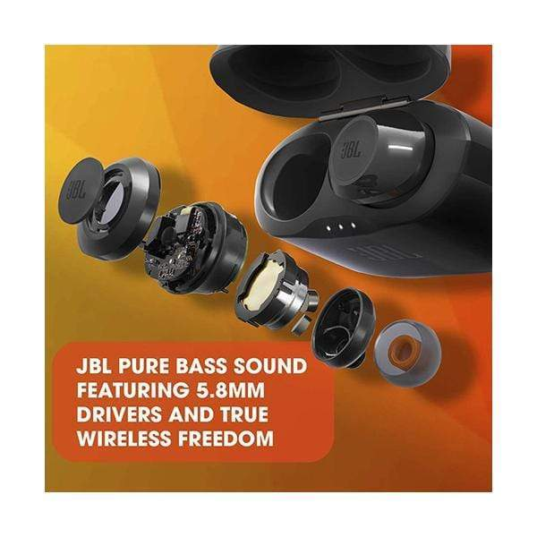 JBL Headsets JBL TUNE 120 TWS, True Wireless in-Ear Headphone