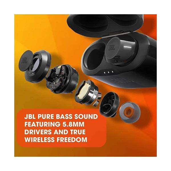 JBL Headsets JBL TUNE 120TWS, True Wireless in-Ear Headphone