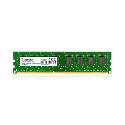 Kingston Computer Memory Brand New / 8GB / 1 Year 8GB DDR3 for Desktop, ADATA DDR3L 1600 PC3-12800
