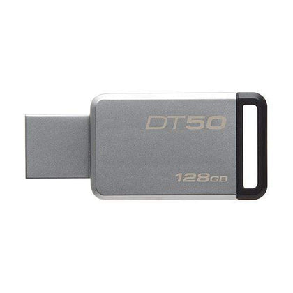 Kingston 128GB USB 3.0 Data Traveler 50, 110MB/s Read, 15MB/s Write (DT50/128GB)