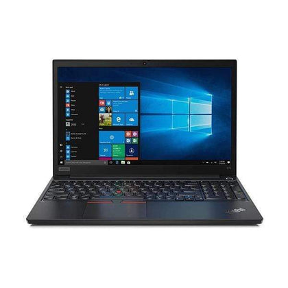 Lenovo Laptops Black / Brand New / 1 Year Lenovo ThinkPad E15 15.6