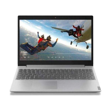 "Lenovo Laptops Grey / Brand New / 1 Year Lenovo L3-81Y3000SAX Laptop, 15.6"" FHD, Intel Core i5-10210U, 4GB Ram, 1TB HDD Support NVMe, Graphics: Nvidia MX130 2GB Dedicated VGA, DVDRW, EN/AR Keyboard"