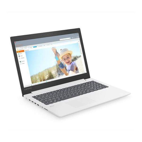 Lenovo Laptops White / Brand New / 3 Years Lenovo IP330-81D100RNFE Laptop, 15.6
