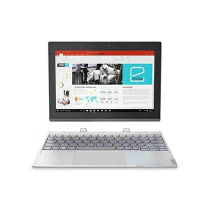Lenovo Ideapad Miix 320 Laptop and Tablet 2 in 1 - 2 - 10.1 inch - Intel Atom Processor - 4GB Ram - 64GB SSD - Win 10