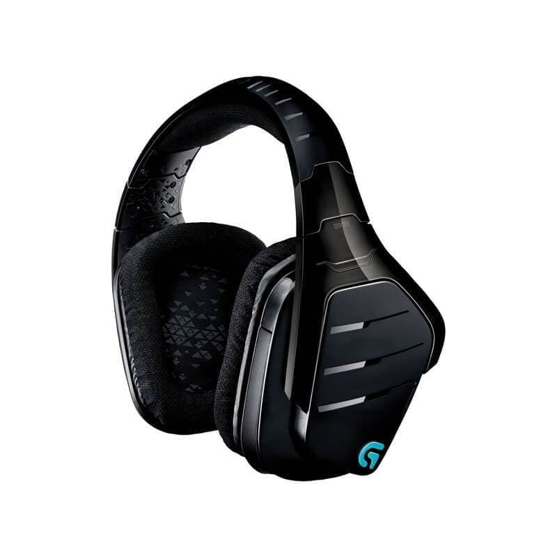 Logitech G933 Artemis Spectrum – Wireless RGB 7.1 Dolby & DTS Headphone Surround Gaming Headset–PC,PS4,Xbox One,Switch & Mobiles