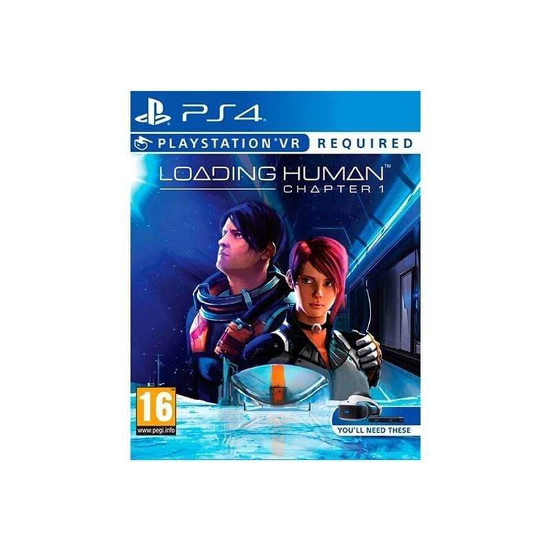 Loading Human: Chapter 1 VR - PS4