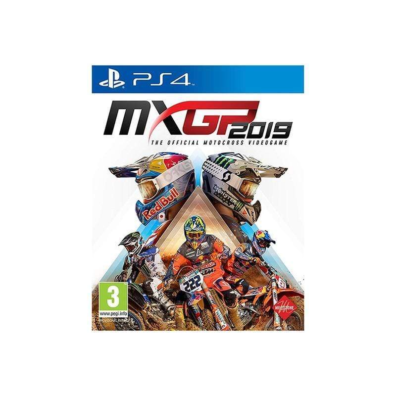 MXGP 2019: The Official Motorcross Video Game - PS4