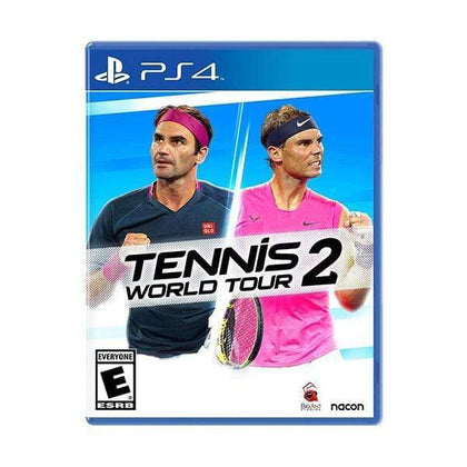 Maximum Games PS4 DVD Game Tennis World Tour 2 - PS4