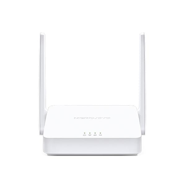Mercusys Networking White / Brand New / 1 Year Mercusys 300Mbps Wireless N Router - MW301R