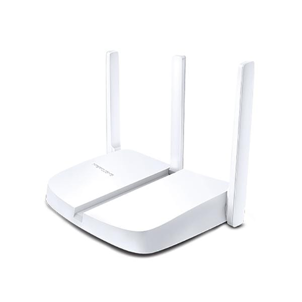 Mercusys Networking White / Brand New / 1 Year Mercusys 300Mbps Wireless N Router - MW305R