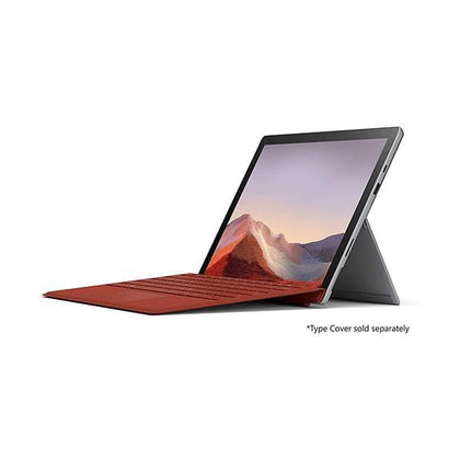 Microsoft Tablets Platinum / Brand New / 1 Year Microsoft Surface Pro 7 PVR-00001 256GB i5 8GB RAM with Windows 10 Pro (Wi-Fi, Quad-Core i5-1035G4, Newest Version)