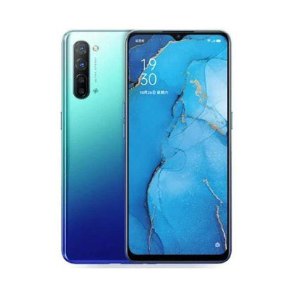 Mobileleb.com Aurora Blue OPPO Reno3, 8GB/128GB, 6.4″ AMOLED Display, Octa-core, Quad 48MP + 13MP +8MP + 2MP Rear Cam, 44MP Selphie Cam, Fingerprint (under display, optical)