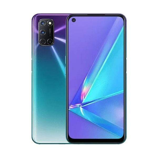OPPO A92, 8GB/128GB, 6.5″ IPS LCD Display, Octa-core, Quad 48MP + 8MP +2MP + 2MP Rear Cam, 16MP Selphie Cam, Side-mounted Fingerprint