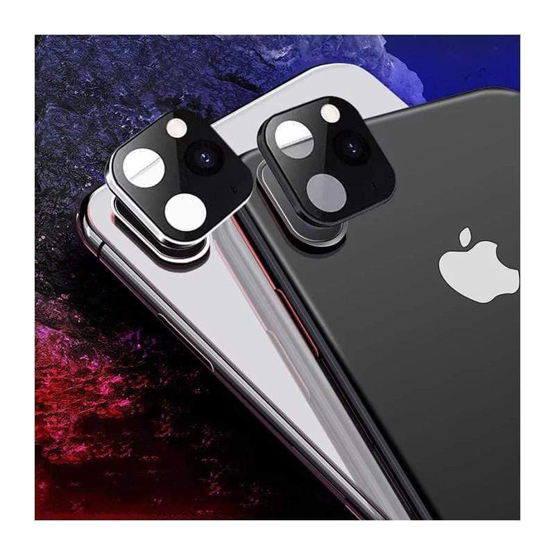 iPhone X to iPhone 11 Pro Converter -  Screen Protector - Camera Sticker