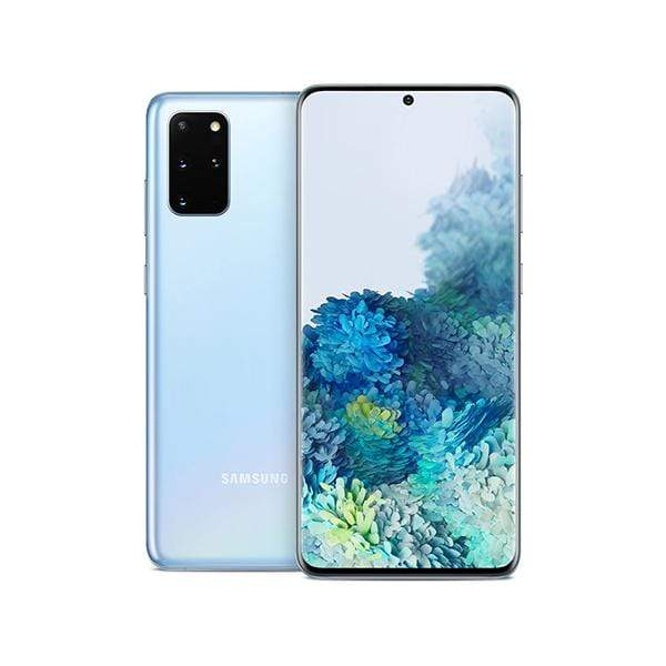 Samsung Galaxy S20+, 8GB/128GB, 6.7″ Dynamic AMOLED 2X Display, Octa-core, Quad 12MP + 64MP + 12MP + 0.3MP Rear Cam, Dual 10MP Selphie Cam