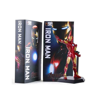 Marvel Iron Man 3 Action Figure Superhero  9