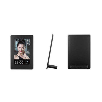 Digital Photo Frame 6 inch Clock Calendar Alarm - PF6011E