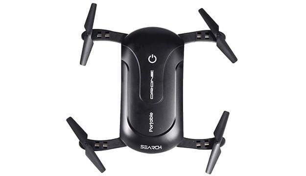 Foldable Mini Drone RC Quadcopter With Camera
