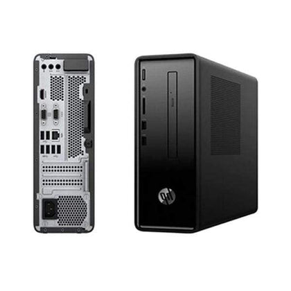 Mobileleb.com HP 290-P0000NE, Core I3-8100, 4GB DDR4, 1TB HDD, DVDRW, Card Reader, USB Keyboard & Mouse