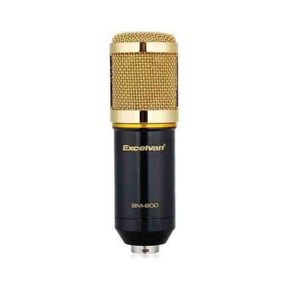 Sound Studio Recording Microphone Mic with Shock Mount for Studio Recording