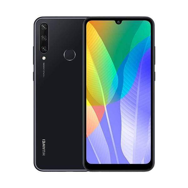 Huawei Y6p 2020, 3GB/64GB, 6.3 Inch IPS LCD Display, Octa core CPU, Rear Cam Triple 13MP + 5MP + 2MP, Selfie Cam 5MP, Fingerprint (rear-mounted)