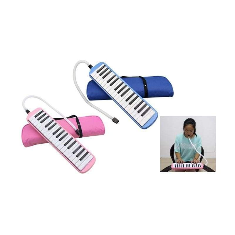 Melodica Musical Instrument 32 Piano Keys With Carrying Bag