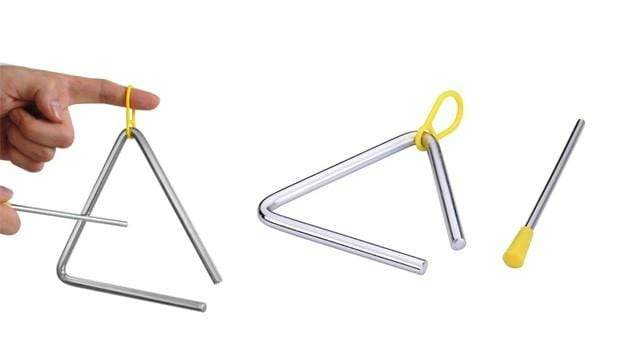 Triangle Instrument With Beater - Medium