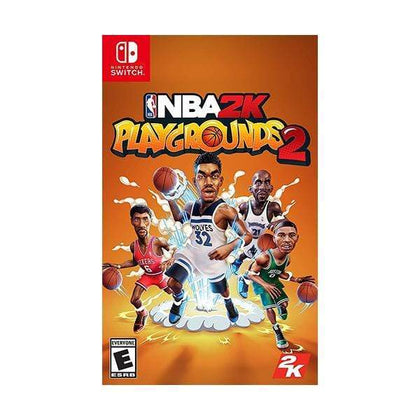 NBA 2K Playgrounds 2 - Nintendo Switch