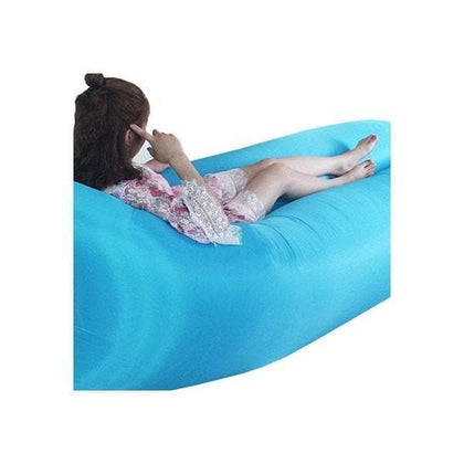 Inflatable Sofa - No Pump Needed