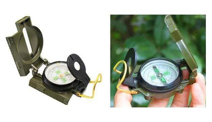 Intermediate Military Camping Compass
