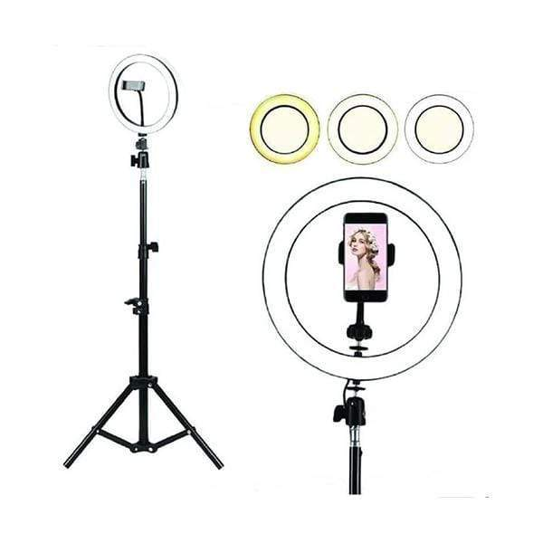 36CM Selfie Kick Stand Led Ring Light